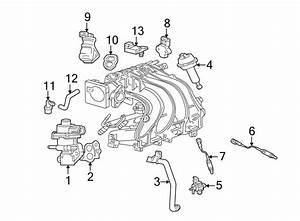 Mazda 5 Manifold Absolute Pressure Sensor