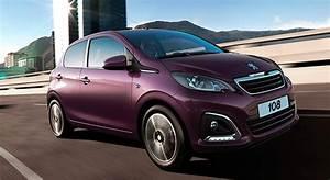 Peugeot 108 Automatique : les tarifs et options de la peugeot 108 f line ~ Medecine-chirurgie-esthetiques.com Avis de Voitures