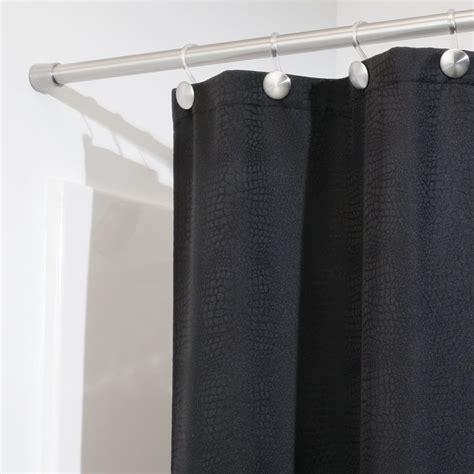 interdesign forma constant tension bathroom shower curtain
