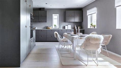 creative open concept kitchen dining room design