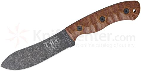 Esee Kitchen Knives by Esee Knives Esee Jg5 C Lore Gibson Fixed 4 875