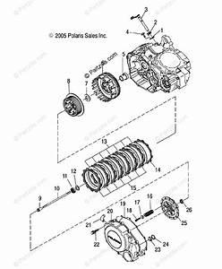 Polaris Predator 500 Parts Diagram