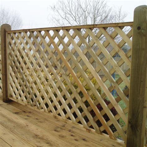 Circular Trellis Panels by Tate Heavy Trellis Panel Gt Garden Panel Tate Fencing