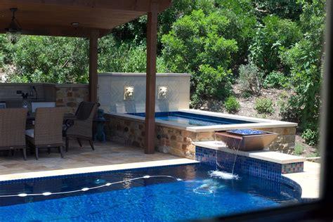 glass tile swimming pools tri county pools