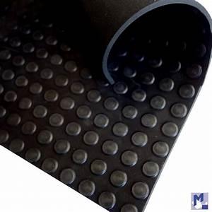 Gummi Teppich Meterware : noppenmatte gummil ufer 4 0 mm schwarz 150 cm breit michelberger ihr trendy teppich shop ~ Markanthonyermac.com Haus und Dekorationen