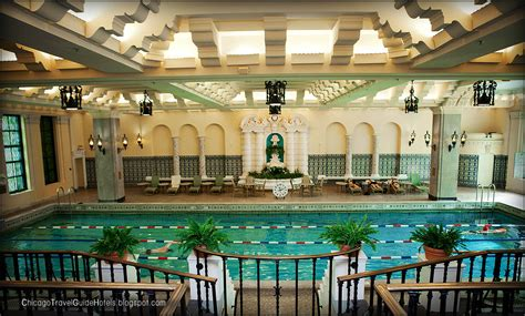 pool chicago chicago hotels guide chicago intercontinental hotel