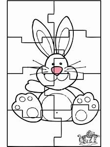 PaOsterhase Puzzle 3 Ostern