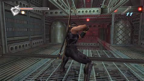 Ninja Gaiden Black Airship Xbox One X 4k 60fps Youtube