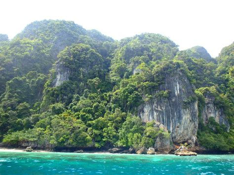 Thailand Beach Vacation Similan Islands Vs Koh Phi Phi