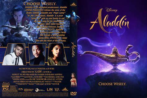 Aladdin 2019 DVD-Cover