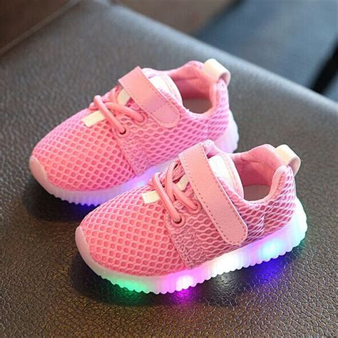 baby light up shoes luminous sneakers kids light up shoes children led