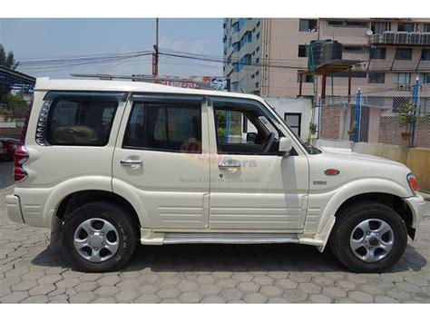 Mahindra Scorpio 4x4 [price Rs. 28,00,000] Kathmandu