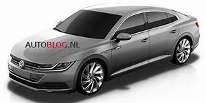 Passat Cc 2016 : 2017 volkswagen cc images of second gen leaked ~ Gottalentnigeria.com Avis de Voitures