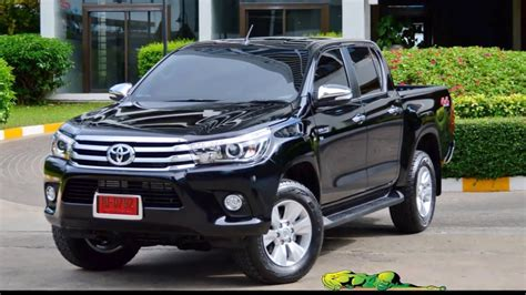 Toyota 4x4 by New Toyota Hilux 2016 Road 4x4