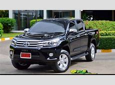 New Toyota Hilux 2016 Offroad 4x4 YouTube