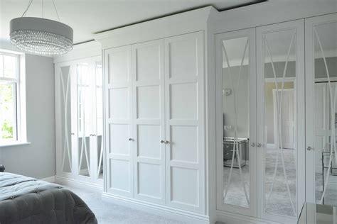 fitted wooden wardrobes wardrobe ideas