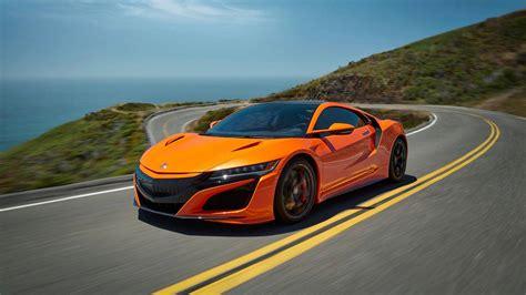 2019 Acura Nsx Is Stiffer, Orange, ,500 More Expensive