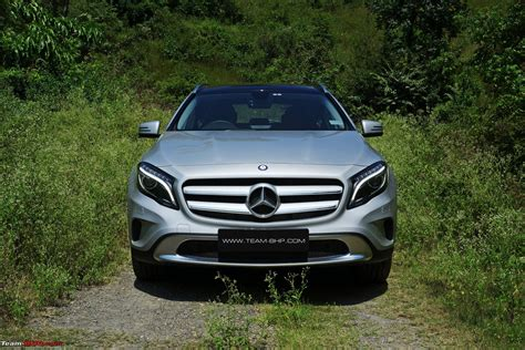 Review Mercedes Gla Class by Mercedes Gla Class Official Review Team Bhp