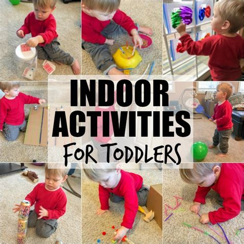 indoor activities for toddlers the lean green bean 133 | indoor activities toddlers