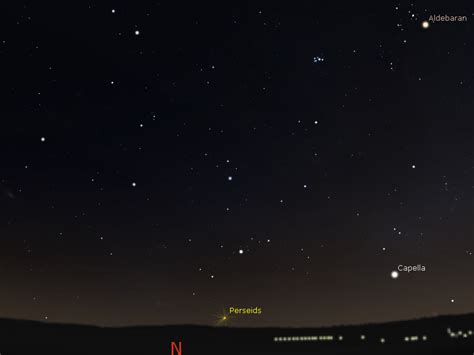 Meteor Shower August 13 - astroblog australian perseid meteor shower morning