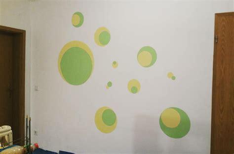 Wandgestaltung Kinderzimmer Kreise by Hat Jemand Eine Idee Zur Wandgestaltung Im Flur Farbe