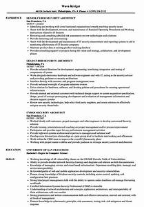 cyber security architect resume samples velvet jobs With cyber security sample resume