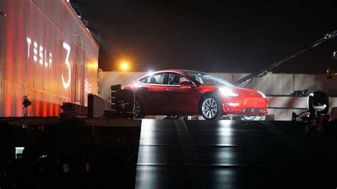 Get Tesla 3 Production Goal Images