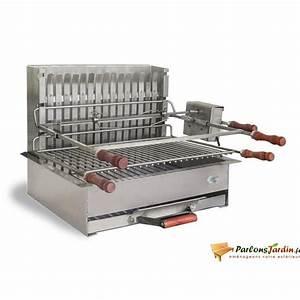 Barbecue Charbon De Bois Pas Cher : barbecue charbon inox encastrable ~ Dailycaller-alerts.com Idées de Décoration