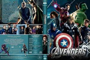 Marvel Avengers DVD Cover