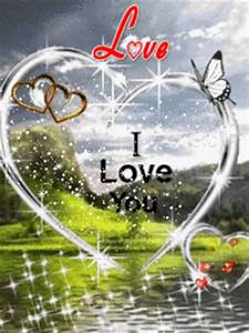 Animated Love Wallpaper Mobile Wallpaper
