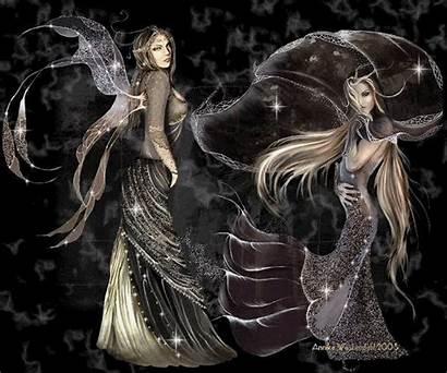 Fairies Gothic Dark Angels Fantasy Fairy Angel