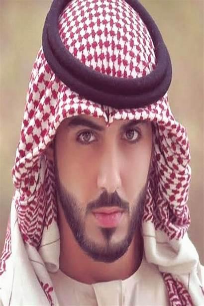Beard Handsome Arab Hat Closeup Middle Hard