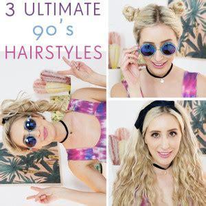 3 Ultimate '90s Hairstyles / Hair Extensions Blog   Hair