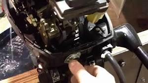 1989 Mercury 9 9l 2-stroke Short Shaft Outboard Motor