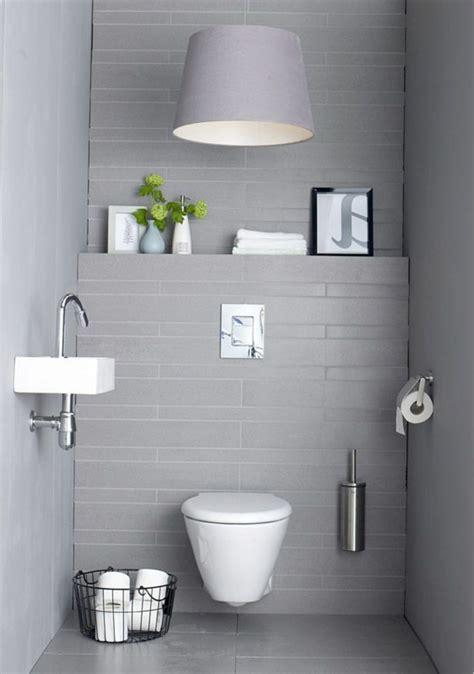 idee deco salle de bain noir et gris