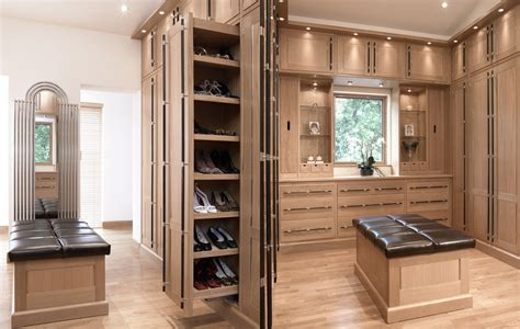 Dressing Room : Luxury Dressing Room Design & Fitting