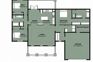 luxury caribbean bungalow 3 bedrooms 2 baths tropical With beautiful 3 bedroom house plans