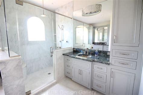 marble tile master bath kbf design gallery