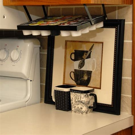 cup holders for kitchen cabinets coffee keepers cabinet k cup holder 608938498274 8518