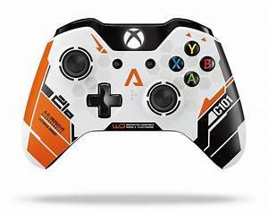 Amazon.com: Xbox One Wireless Controller - Titanfall ...