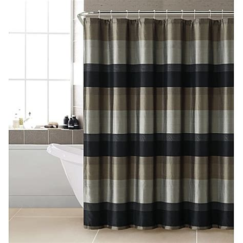 shower curtains at bed bath and beyond hudson shower curtain bed bath beyond