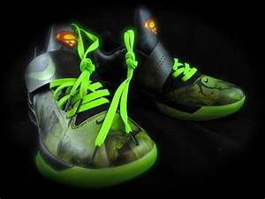 "Nike Zoom KD IV ""Kryptoman"" Custom   SBD"