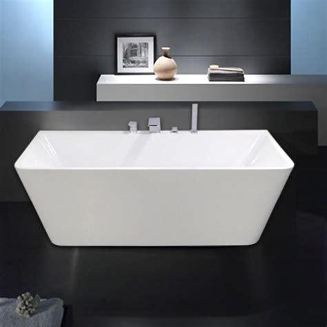 freistehende acryl badewanne freistehende badewanne acryl venezia wei 223 170x80cm wannenarmatur w 228 hlbar badewelt badewanne