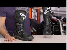 Alpinestars Corozal Drystar Boots Review at RevZillacom