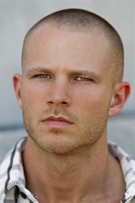 19  Masculine Buzz Cut Examples   Tips & How To Cut Guide