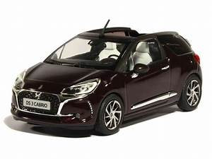 Ds3 Whisper : citro n new ds3 cabrio 2016 norev 1 43 autos miniatures tacot ~ Gottalentnigeria.com Avis de Voitures