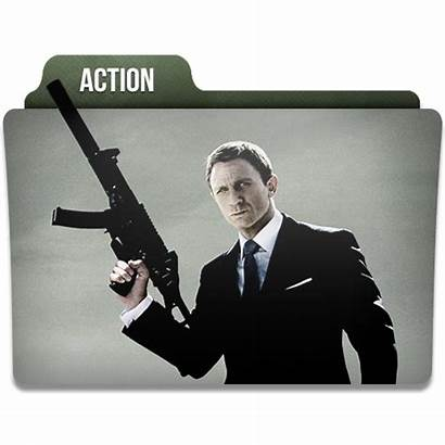 Action Icon Folder Icons Genres Limav Ico