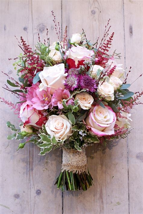 Gallery Of Modern Seasonal Bridal Bouquets By Bloomsday