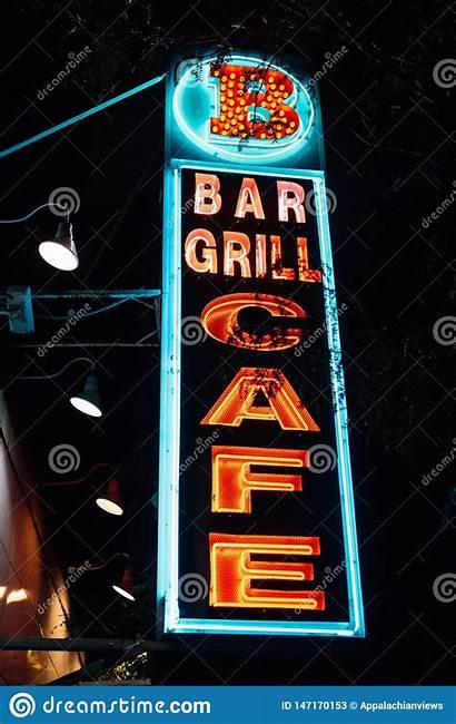Neon Bar Grill York Manhattan Cafe