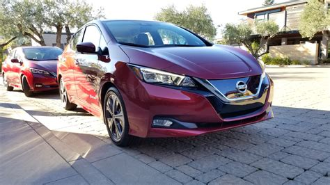 nissan leaf review   drive autoguidecom news